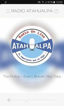 RADIO ATAHUALPA ON LINE poster