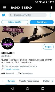 RID RADIO ARGENTINA screenshot 3