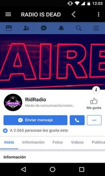 RID RADIO ARGENTINA screenshot 2