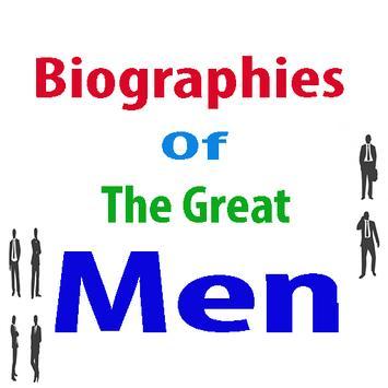 Biographies Great Men 2017 poster
