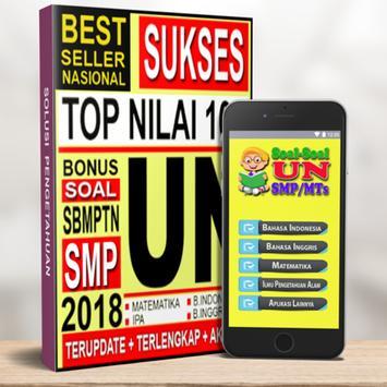 Bocoran Soal UN SMP 2018 /UNBK – (Rahasia) poster