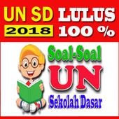 Lulus 100% UN SD 2018 - Bocoran soal (Rahasia) icon