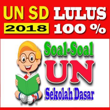 Lulus 100% UN SD 2018 - Bocoran soal (Rahasia) poster