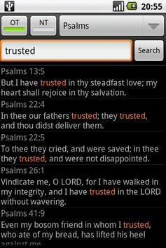 Holy Bible (RSV) screenshot 4