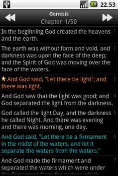 Holy Bible (RSV) screenshot 5