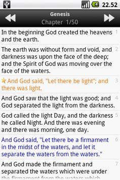 Holy Bible (RSV) screenshot 2