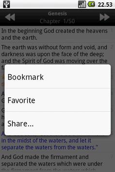 Holy Bible (RSV) screenshot 3