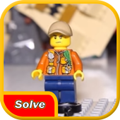 Solve LEGO City Junggle Advent icon