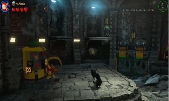 Solve LEGO Bat Savior apk screenshot