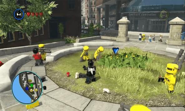 Solve LEGO Black Spider apk screenshot