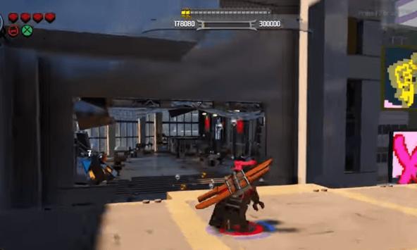 Solve LEGO Ninja apk screenshot
