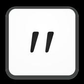 """ONESTATUS"" icon"