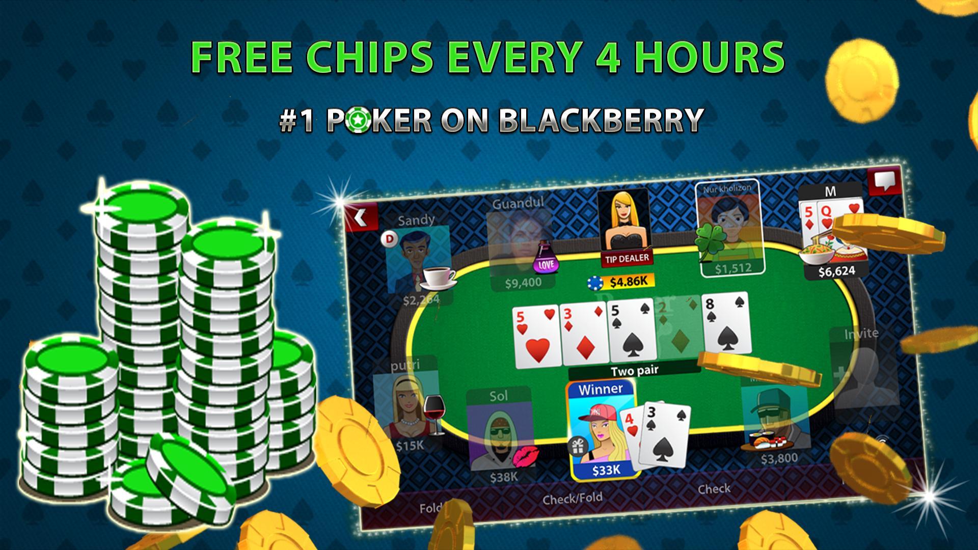 Texas Hold'em Poker Online - Holdem Poker Stars for Android - APK