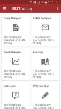 New Letest IELTS Writing Solutions screenshot 1
