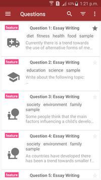 New Letest IELTS Writing Solutions screenshot 2