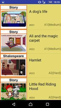 Short Stories and Songs screenshot 1