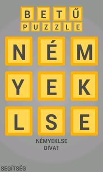 BetűPuzzle – Ki Tudod Rakni? screenshot 1