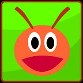 Kill the ants icon
