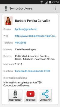 SomosLocutores screenshot 3