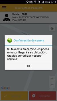 Taxi Express screenshot 4