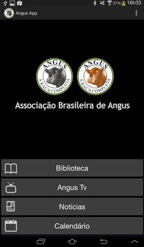 Angus App poster