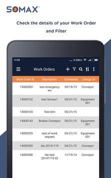 SOMAX CMMS apk screenshot