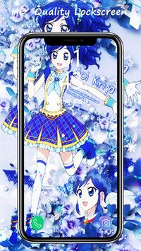 Aoi Kiriya Wallpaper Fanart poster