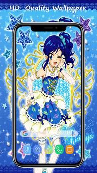 Aoi Kiriya Wallpaper Fanart screenshot 1