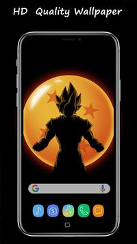 Goku All Super Saiyan Wallpaper screenshot 1