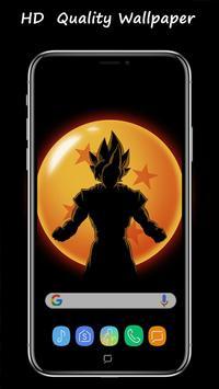 Goku All Super Saiyan Wallpaper screenshot 4