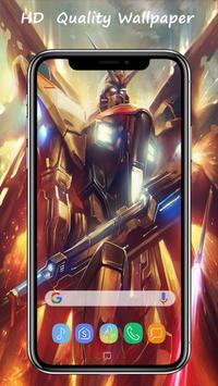 Gundam Fans Arts Best Wallpaper screenshot 1
