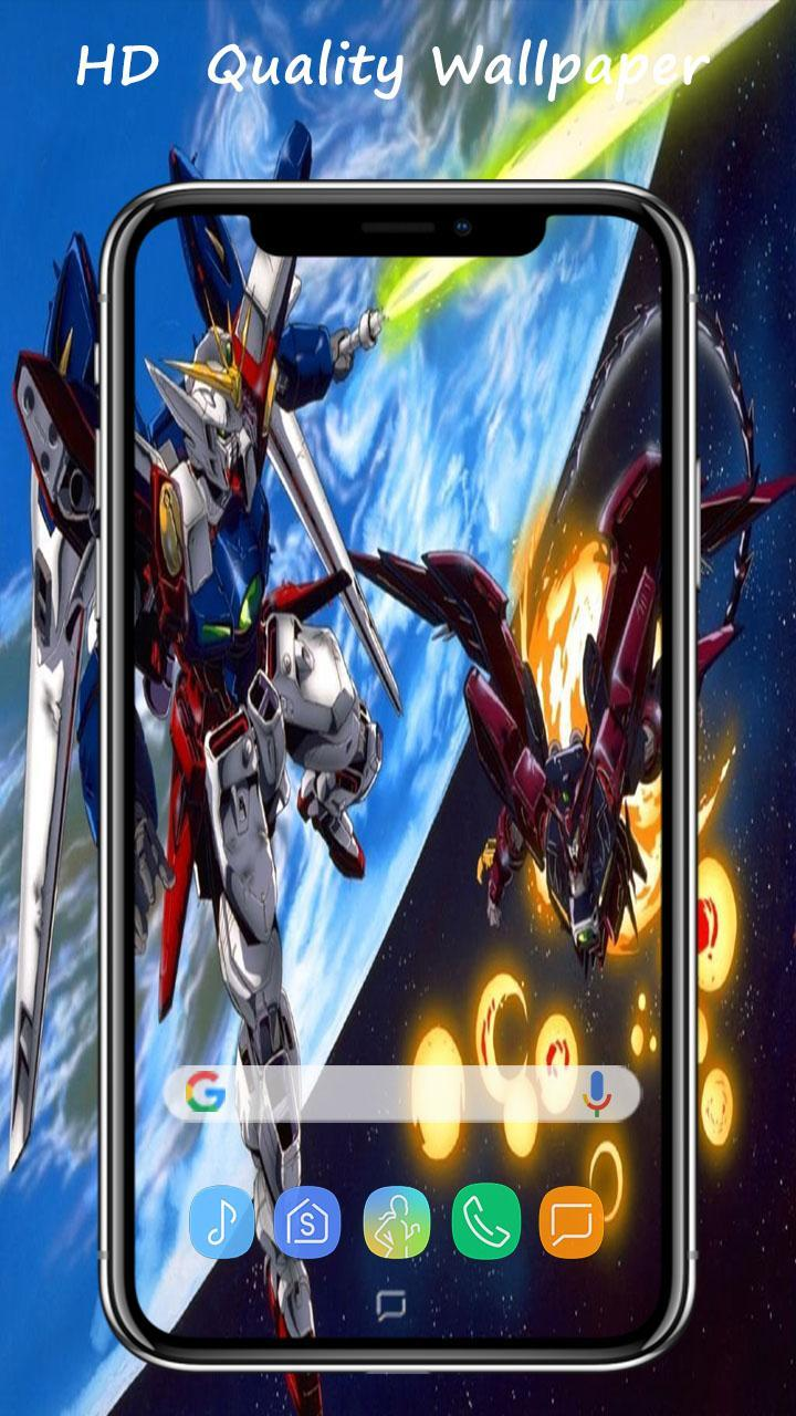 Gundam Wing Wallpaper For Android Apk Download