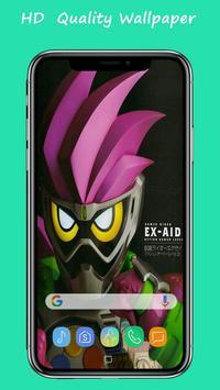Kamen Rider Ex Aid Wallpaper screenshot 3