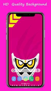 Kamen Rider Ex Aid Wallpaper screenshot 2