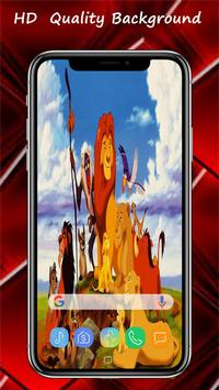 HD Lion King Wallpapers screenshot 4