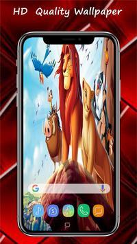 HD Lion King Wallpapers screenshot 1