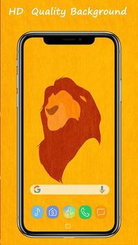 HD Lion King Wallpapers screenshot 2