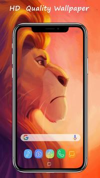 HD Lion King Wallpapers screenshot 3