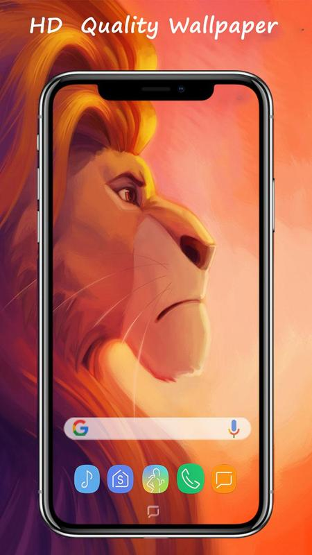 Hd Lion King Wallpapers For Android Apk Download