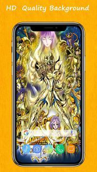 FanArt Saint Seiya : Soul of Gold Wallpapers screenshot 2