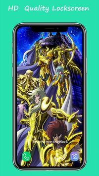 FanArt Saint Seiya : Soul of Gold Wallpapers screenshot 3