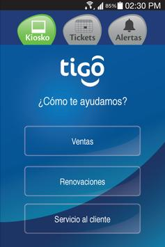Mi Tigo Ticket poster