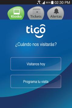 Mi Tigo Ticket screenshot 1