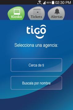 Mi Tigo Ticket screenshot 2