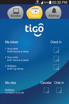 Mi Tigo Ticket screenshot 3
