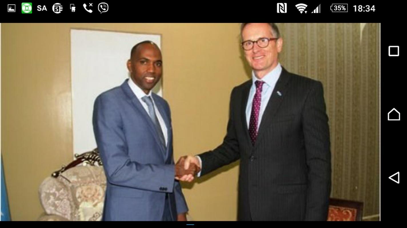 Somali All News Screenshot 11