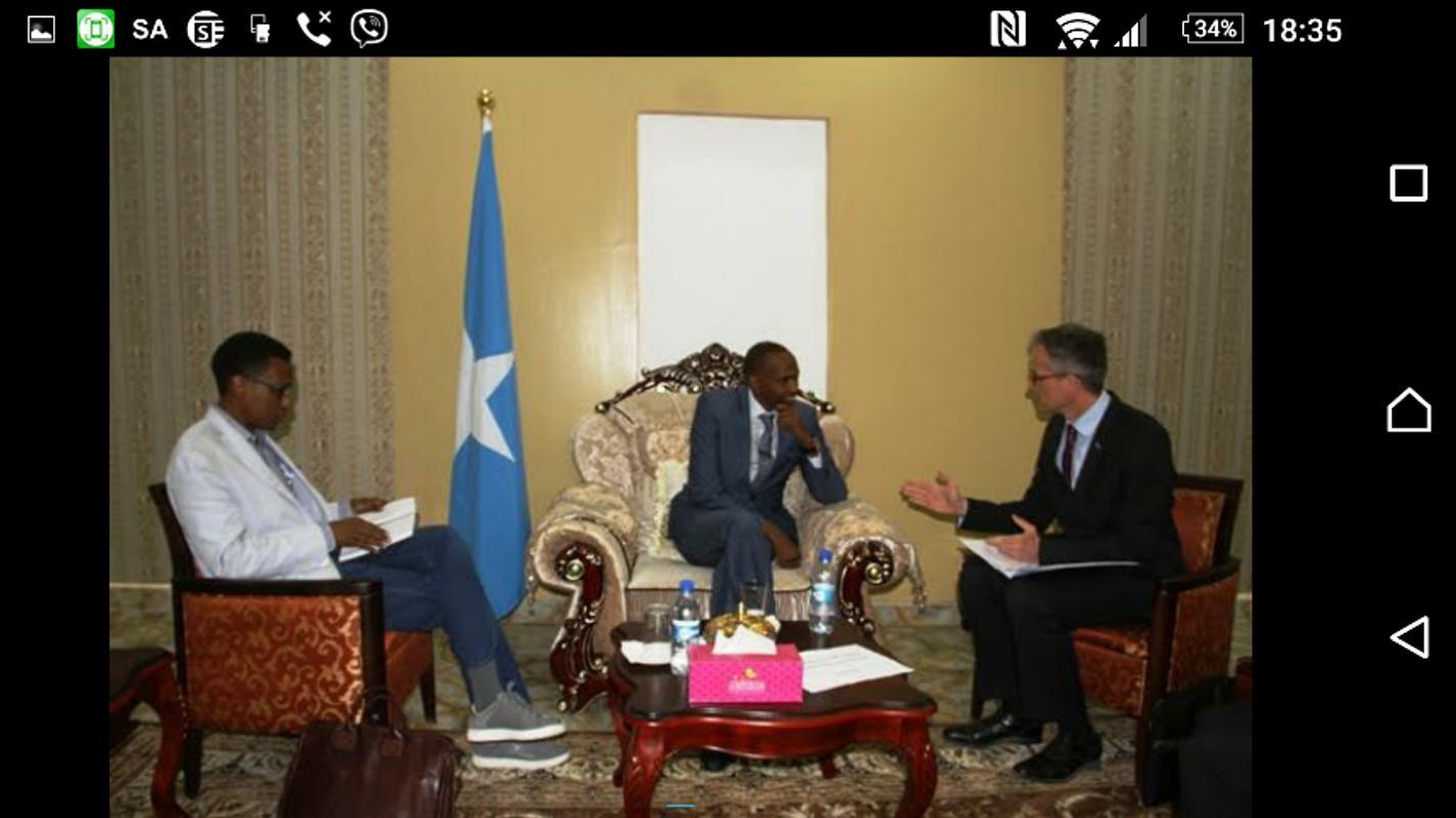 Somali All News Screenshot 12