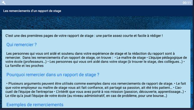 Rapport De Stage For Android Apk Download
