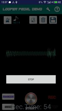 LooperPedal Demo apk screenshot