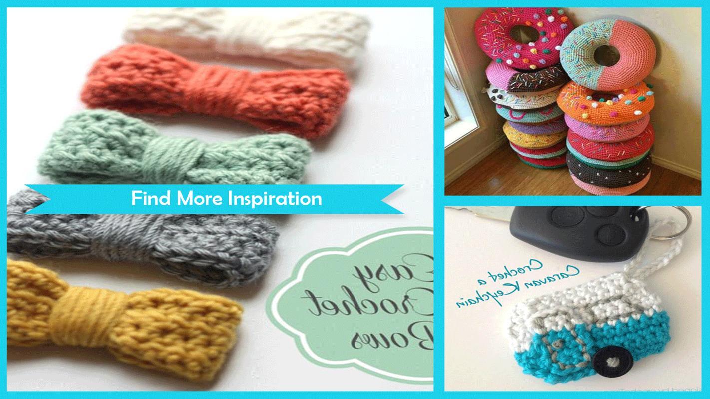 Cuttest Crochet Caravan Tutorial APK Download - Free Art & Design ...